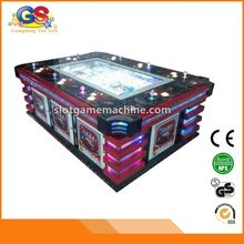 Popular Profitable Newly Developed Fish Target Shooting Selling Arcade Game Machine Fish Hunter Games
