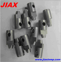 High precision cnc machining plastic Mold Components for car parts