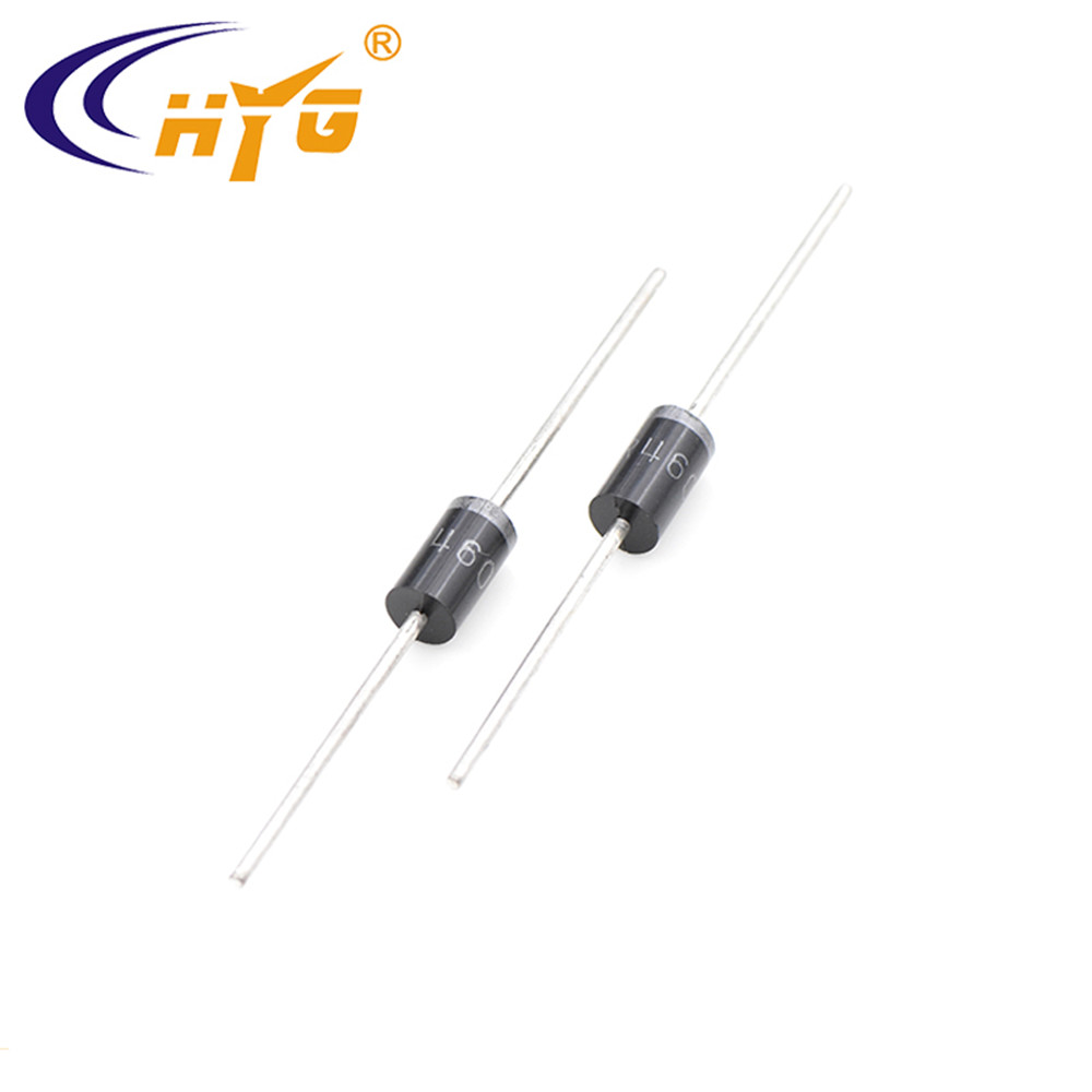 20 PCS MUR460 DO-201AD 4.0 AMPS ULTRA FAST RECTIFIERS NEW