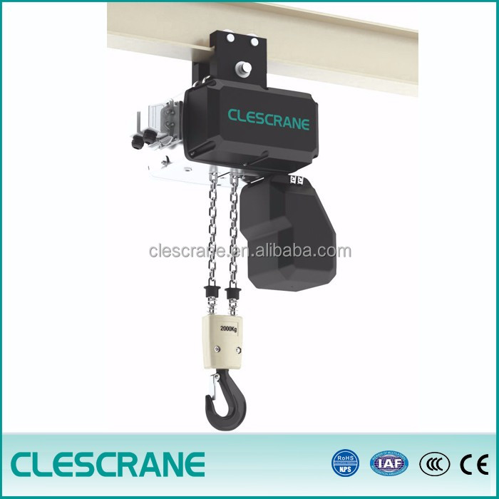 electric chain hoist manufacturer chain hoist 2.5 ton