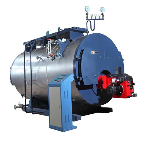 2TPH Horizontal Industrial Gas Steam Boiler Prices Process Steamed Rice Box