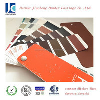 Epoxy Main Raw Material and Powder Coating State Powder Coating Paint