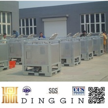 DG brand Customize chemical storage stainless steel ibc container