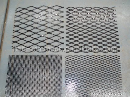 Top sale aluminum small hole expanded metal mesh/expanded metal lath (100% factory)