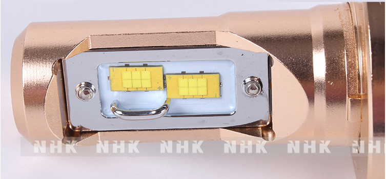 NHK LED headlight H1 H3 H4 H7 H8/9/11/16 9005 9006 9012 6000k for car retrofit