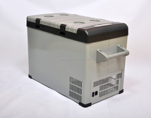 CAR FRIDGE small Portable freezer refrigerator camping cooler box 12v 52L battery powered mini car fridge