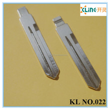 High quality Type NSN14 new style Brass car key blade for N issan and Infiniti key making