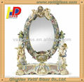 4-6mm Designed Antique Mirrors Glass
