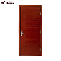 North Indian house single doors design soundproof for ktv room