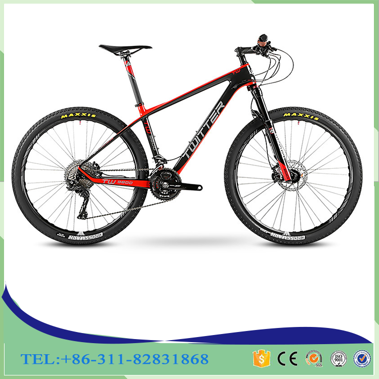 import bicycles from china bicicleta mountain bicycle with double dis-brake/custom 18 gear mtb/full suspension mountain bike