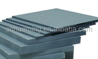 carbon/ graphite baffle plate board for aluminium smelting as request