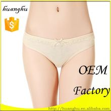Hot sales low rise new products mature women mini thong underwear