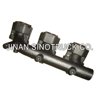 CNHTC SINOTRUK HOWO TRUCK ENGINE SPARE PARTS -- VG2600111137 FRONT EXHAUST MANIFOLD