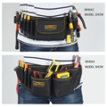 Waterproof gardening tool waist bag,heavy duty tool belt bag