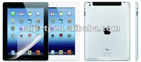 Wholesale Anti glare/antifingerprint/clear screen protector for New iPad
