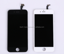 Mobile Phone Parts/for iPhone 6 Parts/Accessories for iPhone 6g lcd with 12 months guarantee