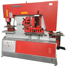 Q35Y- 30 series Hydraulic Iron Worker angle steel cutting machine for hot sale