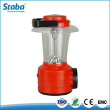 Staba ABS Plastic Led energy saving outdoor lighting portable camping lantern