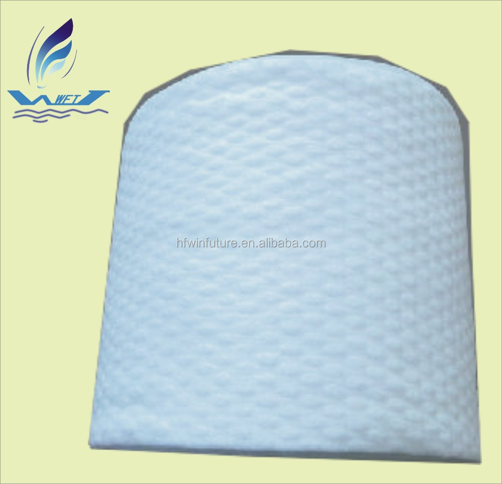 disposable plant fiber bath towel in roll