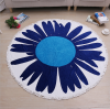 100 Cotton Velour Printing Beach Towel