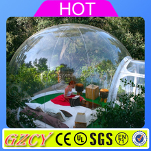 Wholesale Inflatable Bubble Camping Tent / Outdoor Inflatable Bubble Room