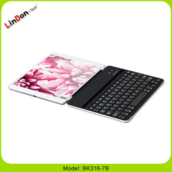 Smart Cover with Magnet Wireless Bluetooth Keyboard For iPad Air 5