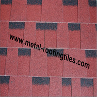 Double Layer asphalt shingle roofing