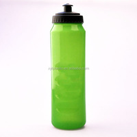 Sports Reusable Bottle Water Plastic 1L BPA Free all kind of plastic bottle Run Camp Travel Gym Bike New