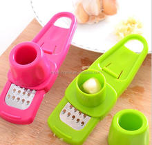 Multi Functional Ginger Garlic Grinding Grater Slicer / Mini Ginger Garlic Cutter Kitchen Utensils / Kitchen Accessories