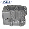 Custom High Performance Made Car Parts For Al Engine Block