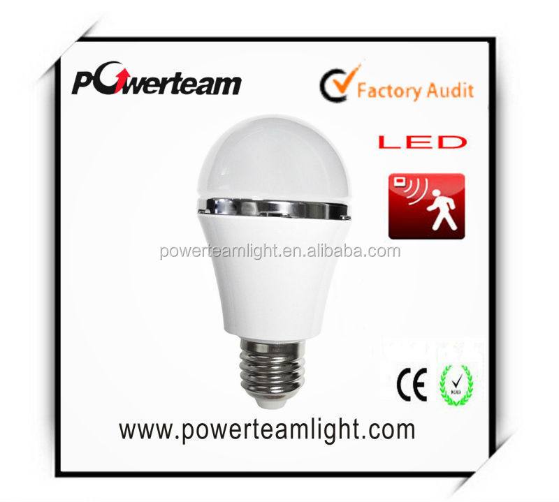 LED aluminum body uv bulb led light 7w