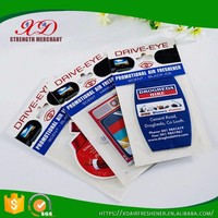 Wholesale Car Air Freshener with Own Logo As Promotional Gifts