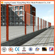 beautiful grid bending wire mesh fence