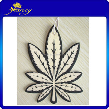 New design and customized hanging cotton paper car air freshener