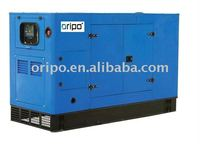 50Hz 4 cylinder 30KVA DECE super silent generator with one year warranty