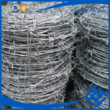 Supplier 2016 hotsale chain link fence top barbed wire