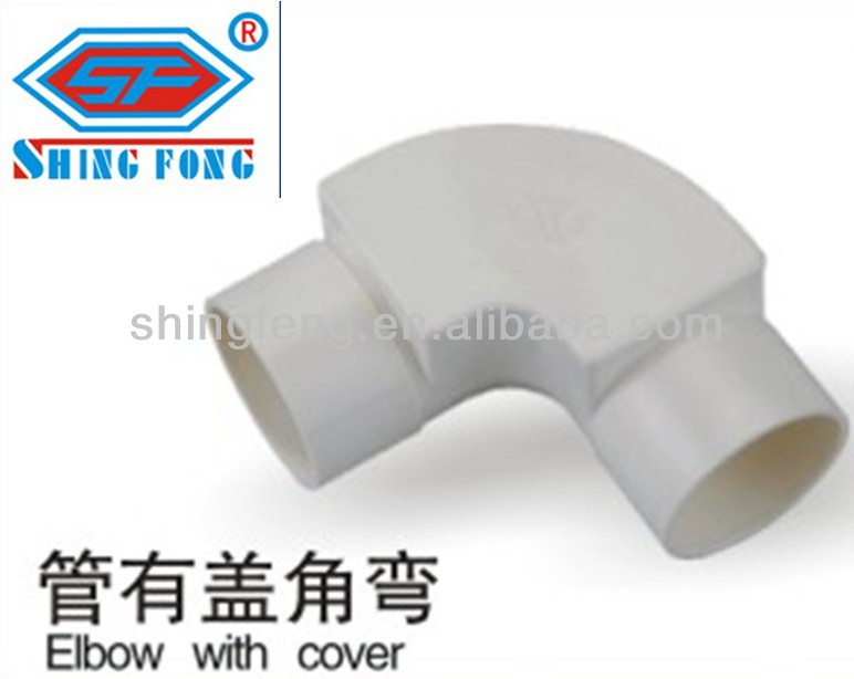 20mm PVC Conduit Accessories Elbow With Cover