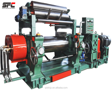 Open Rubber Mixing Mill machine with Dry oil lubricate system
