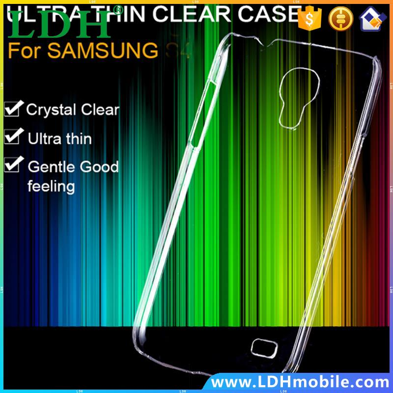 0.99$! Ultra Thin Strong Protective Hard Back Case For Samsung Galaxy S4 Mini I9190 I9192 I9195 Clear Crystal Cover Capa Cases