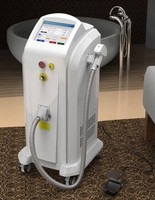 Razorlase beauty salon equipment diode laser hair removal machine