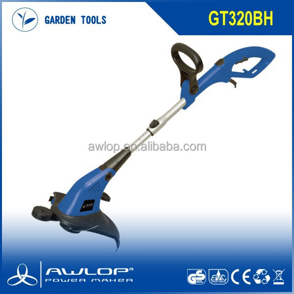 400W Electric Brush Cutter/Grass Trimmer/Garden Grass Cutter Machine