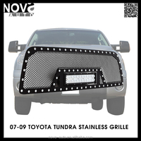 High Quality New Style Car Front Grille With Led Light For Ford Ranger 4x4