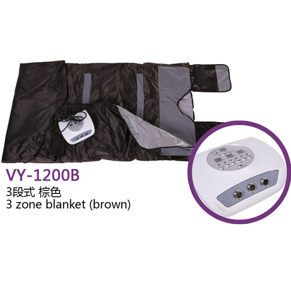 VY-1200 Quickly Weight Loss Perfect Slimming infrared thermal slimming blanket