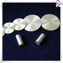 Nickel alloy Nimonic 80A disc for turbine blades
