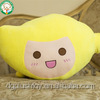 Custom made plush Mongo fruit doll good quality fruit shape plush