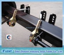American type fuwa Outboard semi trailer axle with all parts separate for sale