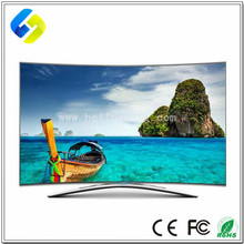 China television 55inch smart tv 3d Ultra HD television led tv