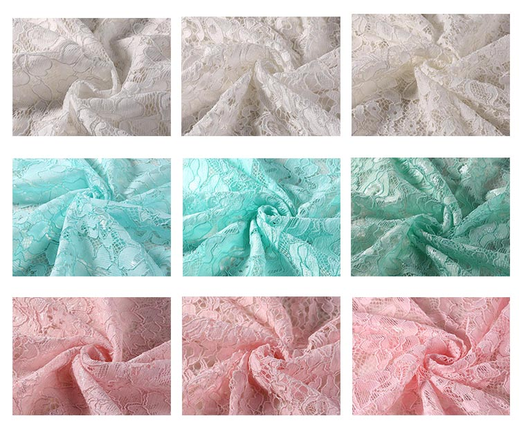 Unique Design Alibaba Trade Assurance Product Beautiful lace fabrics,fancy lace,eyelash lace
