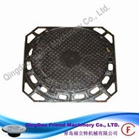 Minerals And Metallurgy Cast Iron Manhole