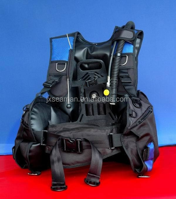 Buoyancy Compensator Device scuba diving with CE BCD for diving training